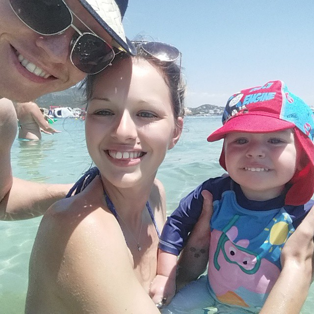 First family holiday in Majorca