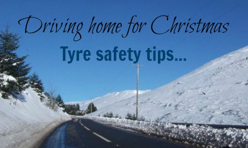 Driving home for Christmas – road safety tips this winter