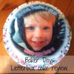 Baker Dats cake