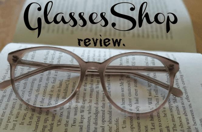 Glasses shop - Naptime Natter review