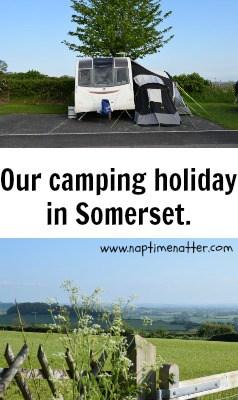 Camping pin image