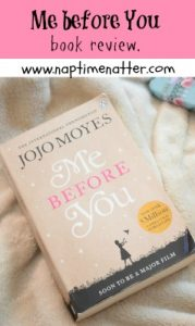 Me before you book review.