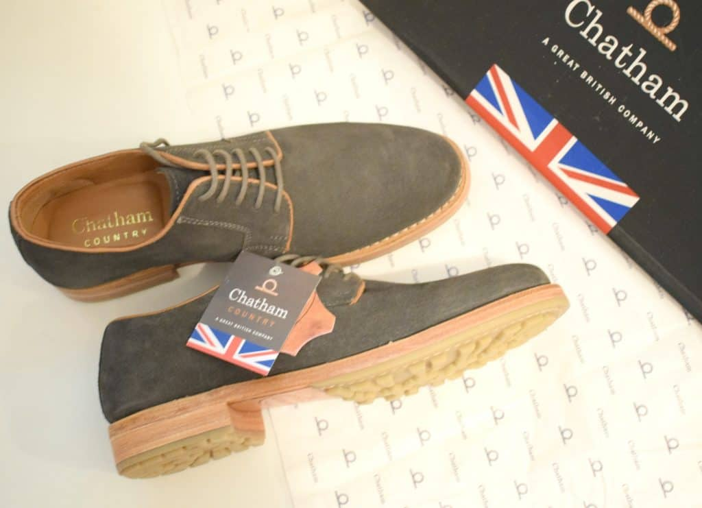 Fabulous footwear by Chatham