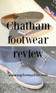 Chatham review Naptime Natter