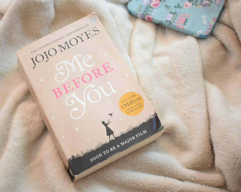 Me before you, JoJo Moyes – A book review
