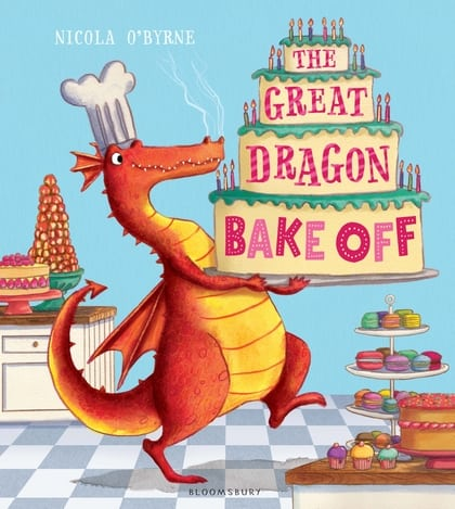 The Great Dragon Bake Off – children's book review