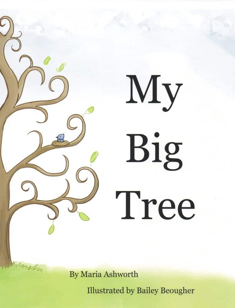 My Big Tree – children's book review