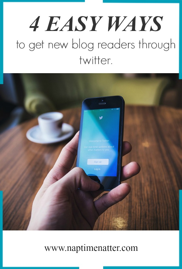 4 easy ways to grow your blog readers through twitter