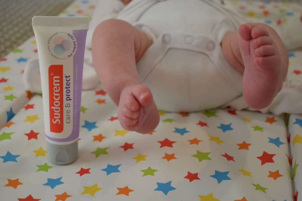 My nappy bag essentials – featuring Sudocrem Care and Protect review