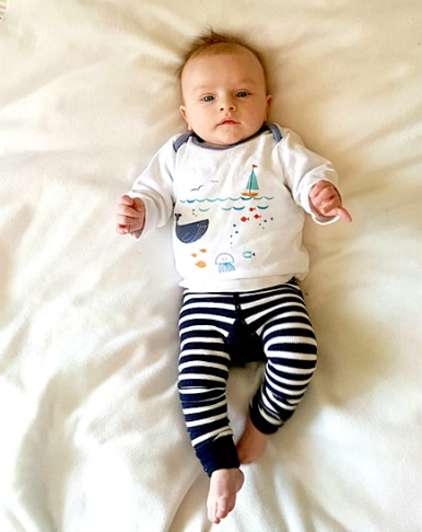 Baby update – Alex is 3 months