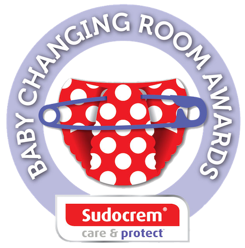 Did you know Dads change nappies too?  – Sudocrem Baby Changing Room Awards and a campaign for change