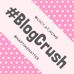 #BlogCrush – A brand new linky for sharing the blog love