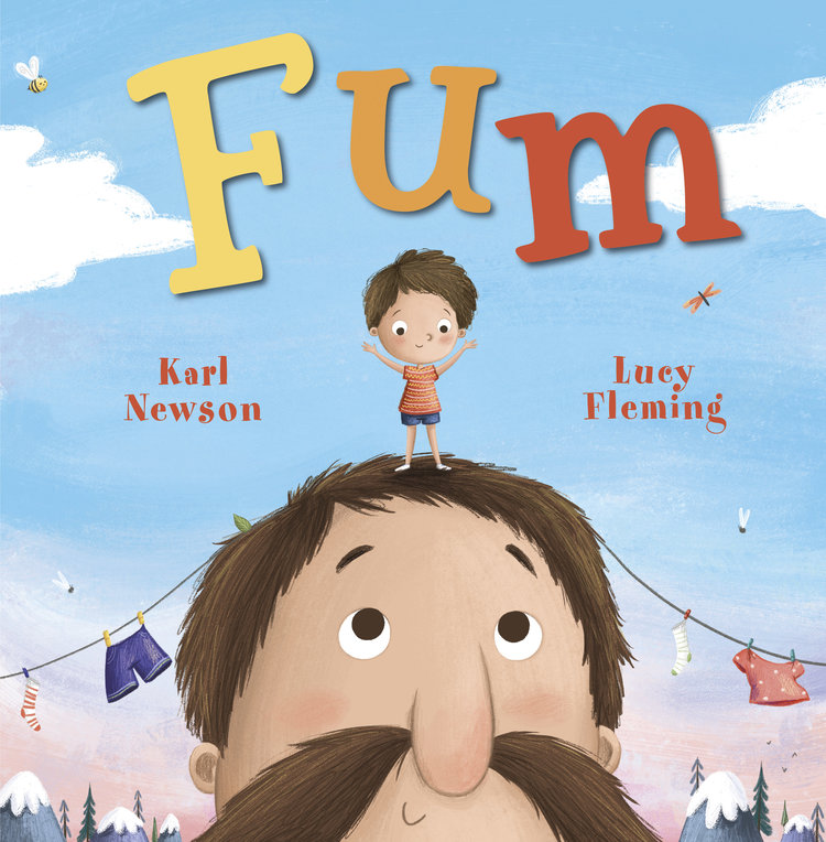 FUM – children's book review