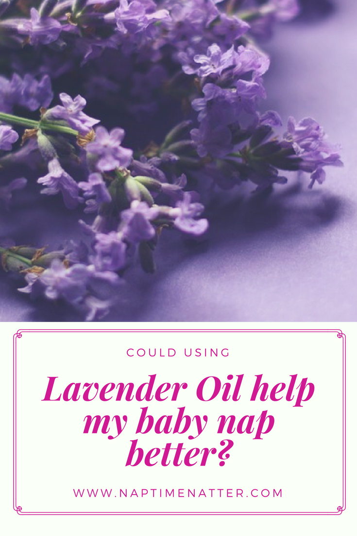 Could the use of essential oils really help your baby to sleep better? I am going to start using lavender oil in 3 simple ways to try and get my baby to nap for longer in the daytime.