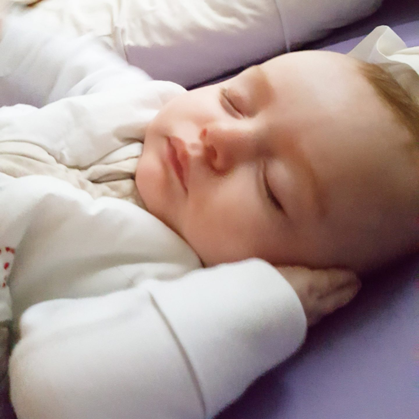 Could using essential oils help my baby nap better?