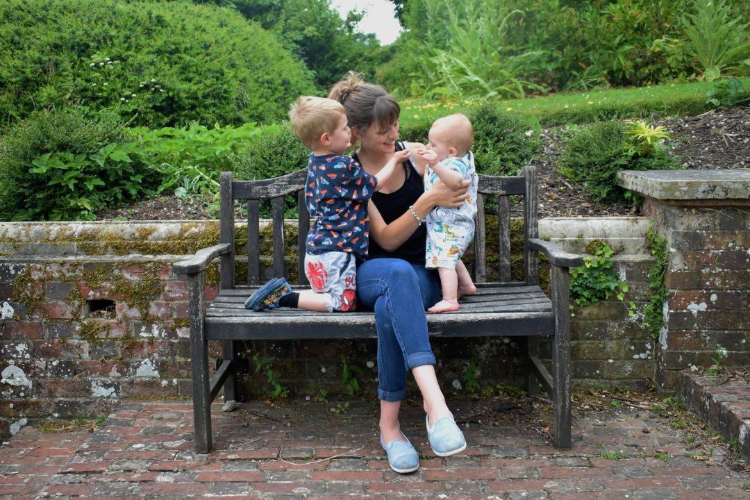 break from parenting