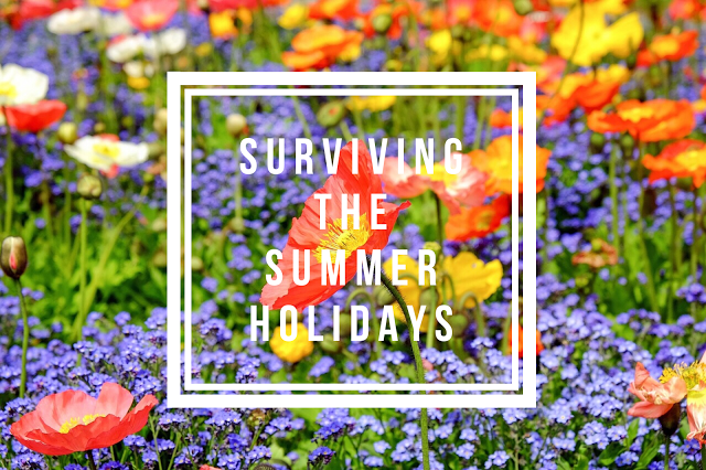 Surviving the summer holidays – The Newbie Takeover #5 Popcorn for Lunch