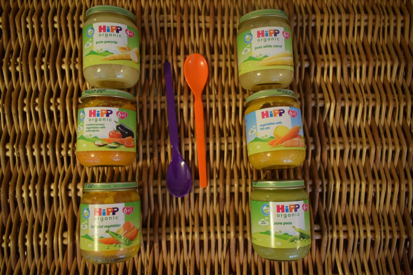 Weaning with HiPP Organic – review and #giveaway