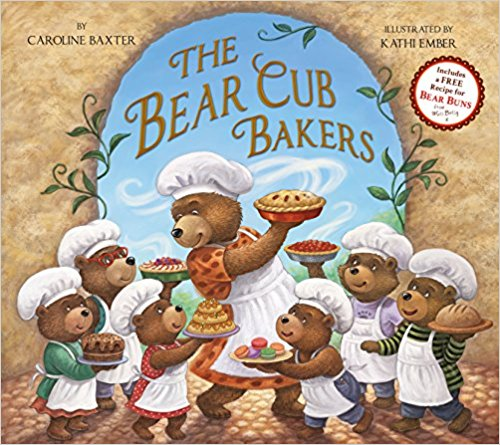 The Bear Cub Bakers – children's book review