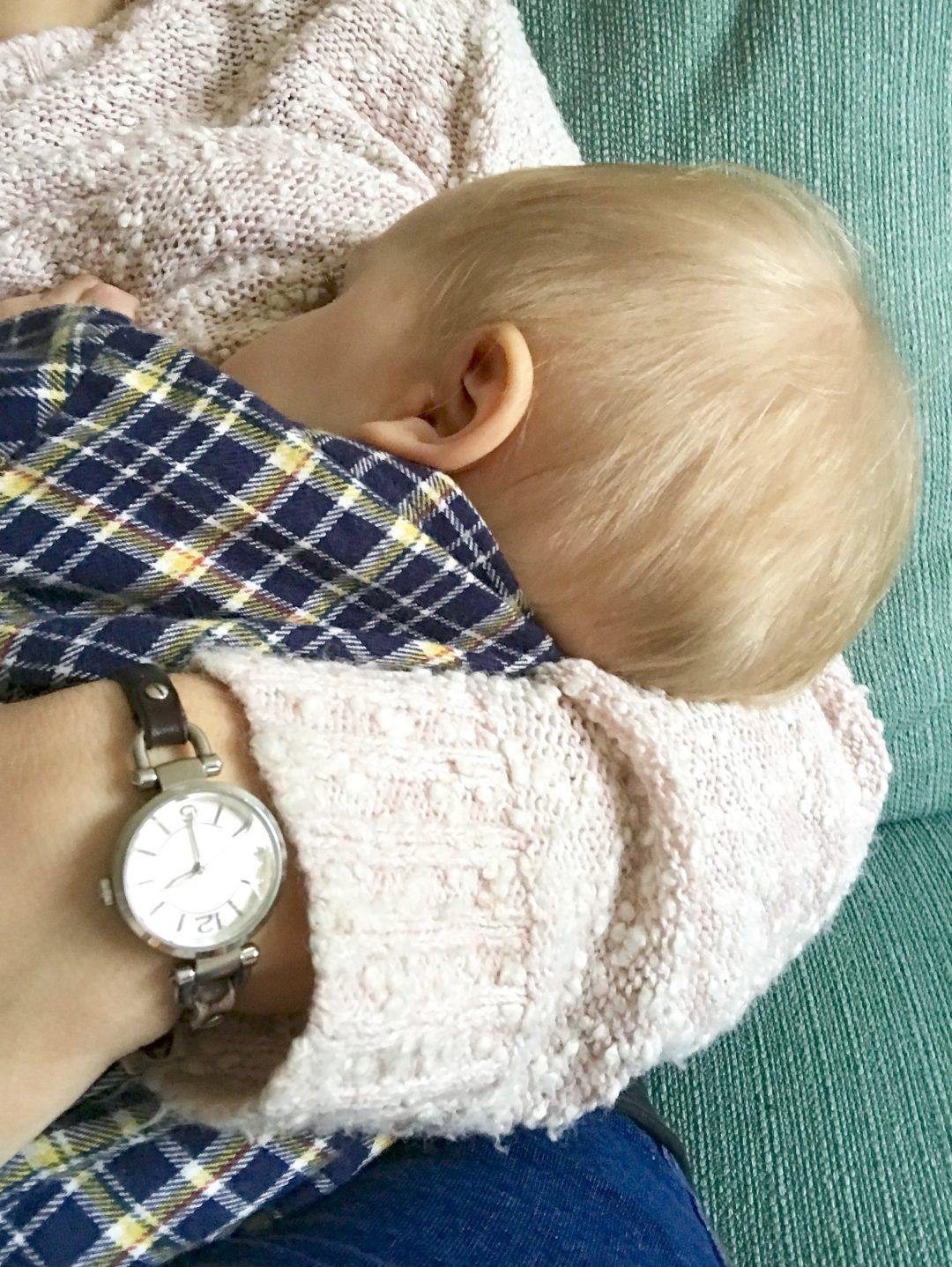 breastfeeding a one year old