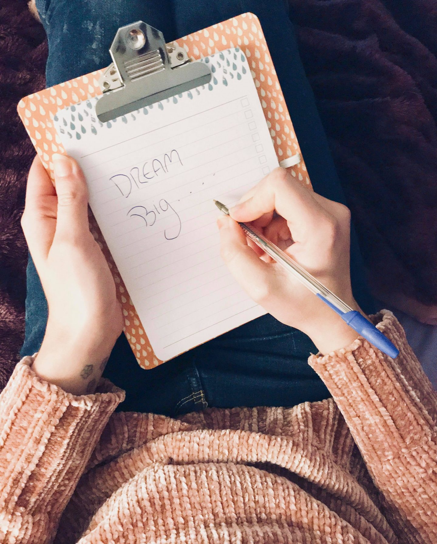 Life goals and blog dreams for 2018
