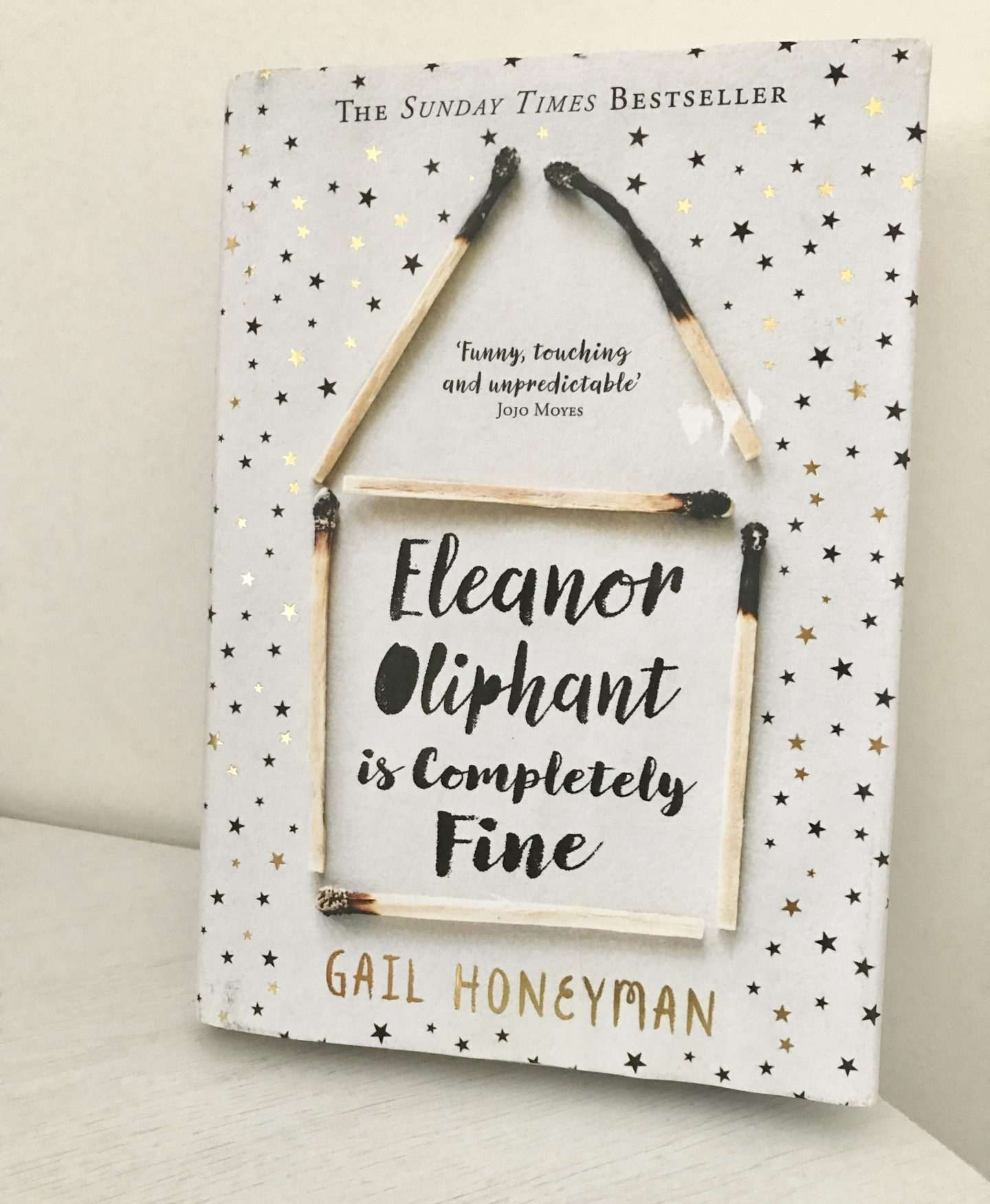 Eleanor Oliphant is completely fine – book review