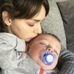 mum and son stop breastfeeding