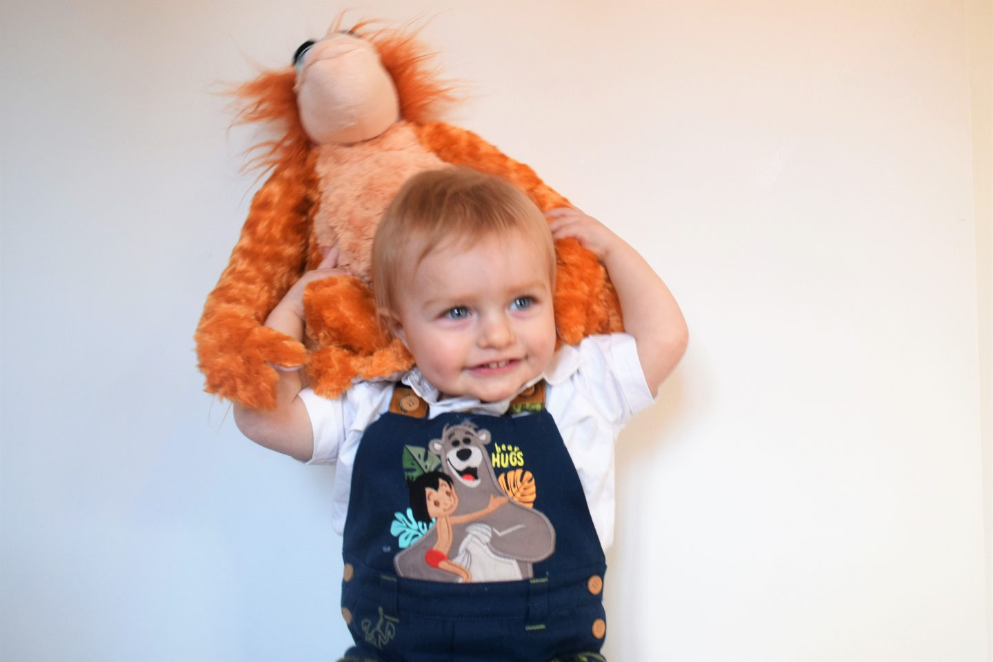Living with a mischievous todder  {featuring outfits from the Disney Store baby collection}