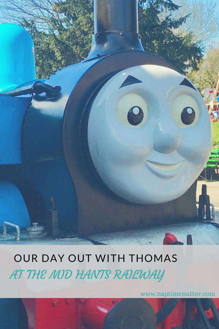 A review of our Day out with Thomas on the Watercress Line