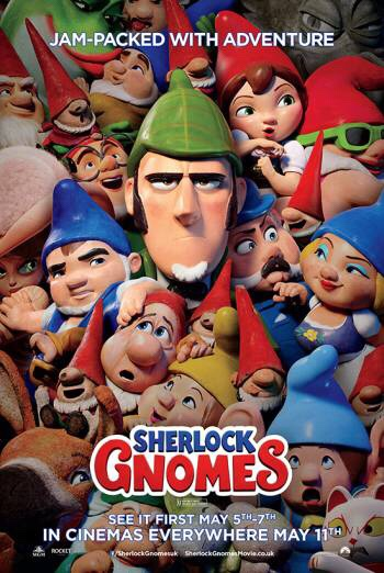 Tips for taking your toddler to the cinema for the first time – Showcase de Lux and Sherlock Gnomes review