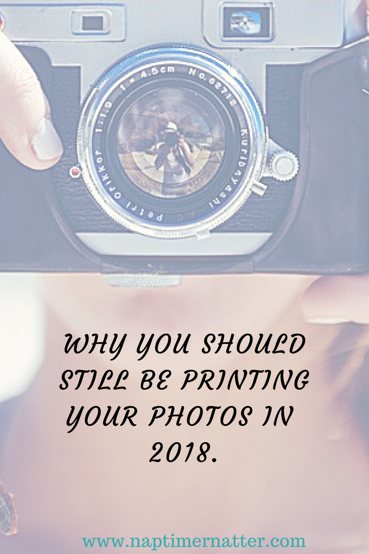 why you should still be printing your photos in 2018