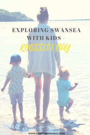 exploring swansea with kids