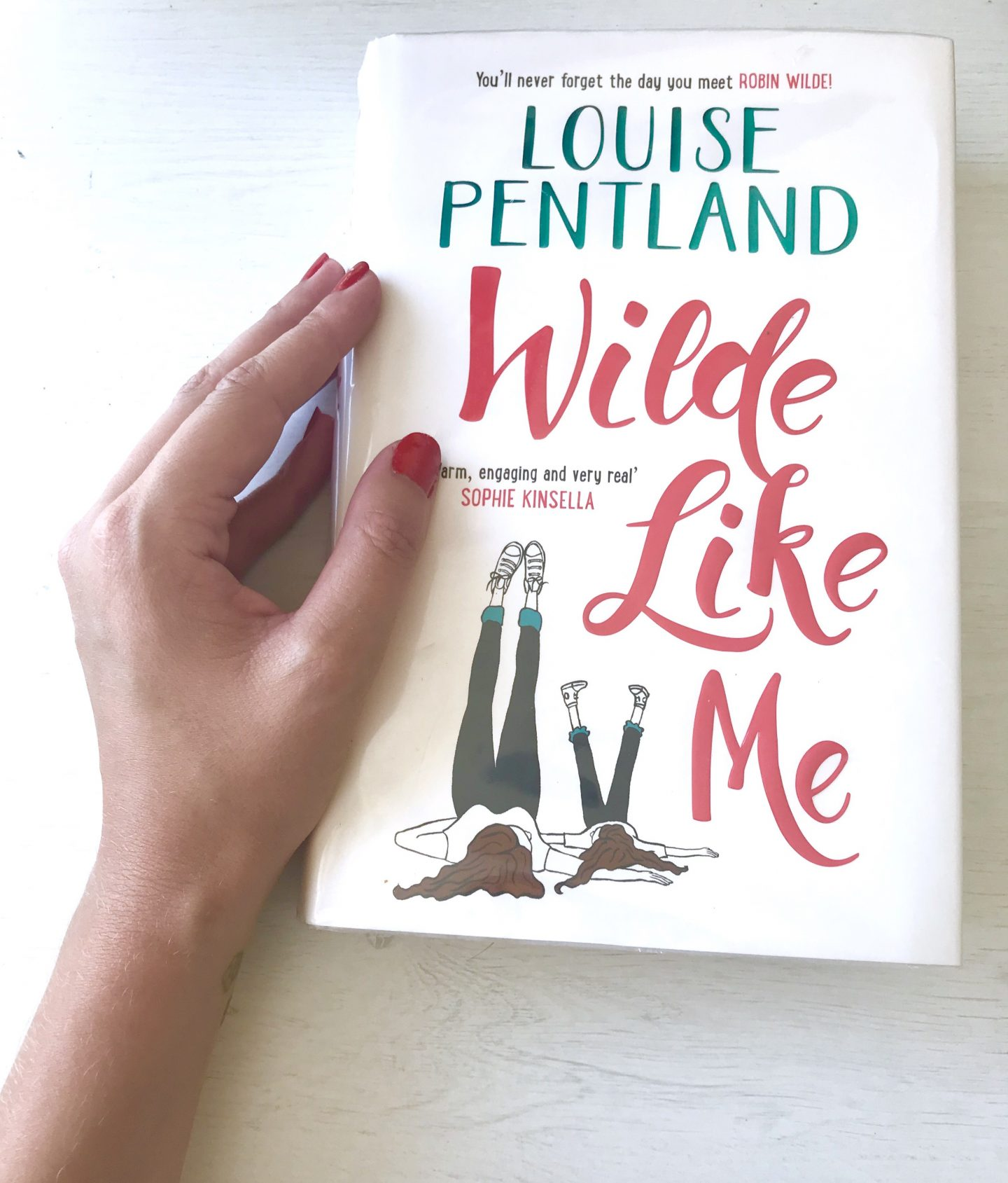 Wilde Like Me – book review