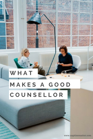 what makes a good counsellor