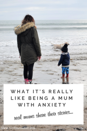 what its really like being a mum with anxiety