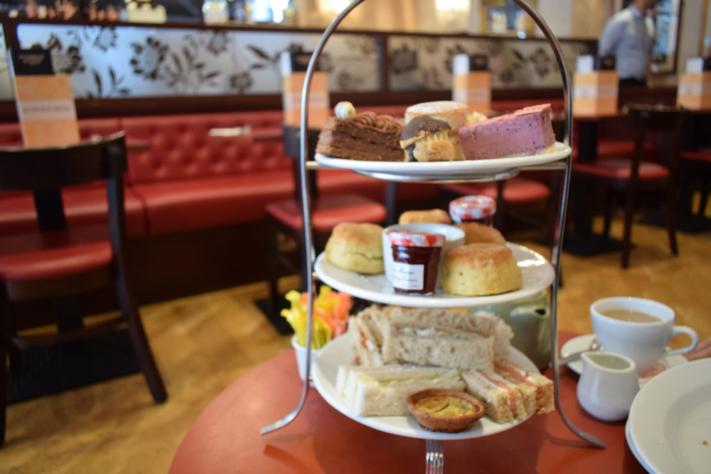 mothers day afternoon tea
