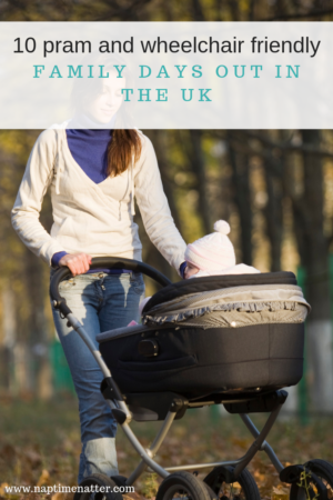 10 wheelchair and pram friendly days out in uk