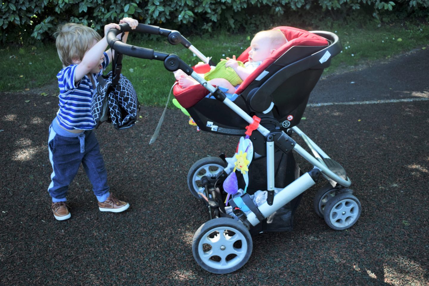 10 pram and wheelchair friendly family days out in the UK