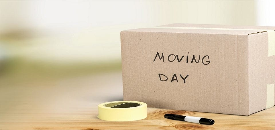How to make moving easier when you have kids