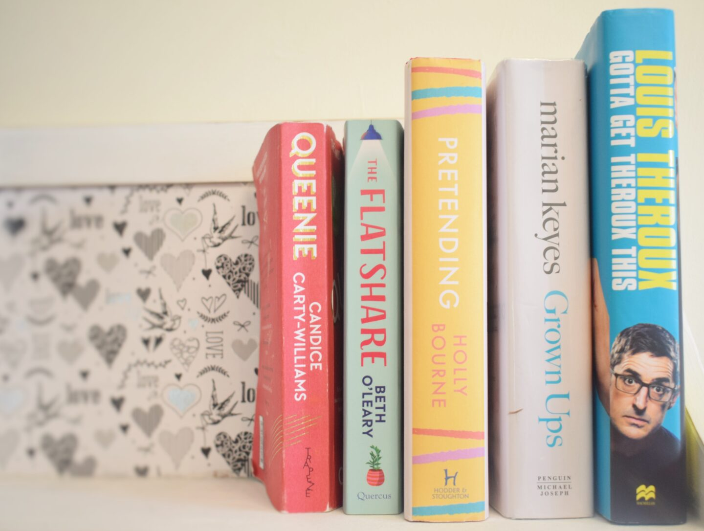 All the books I have read during lockdown – spoiler free reviews