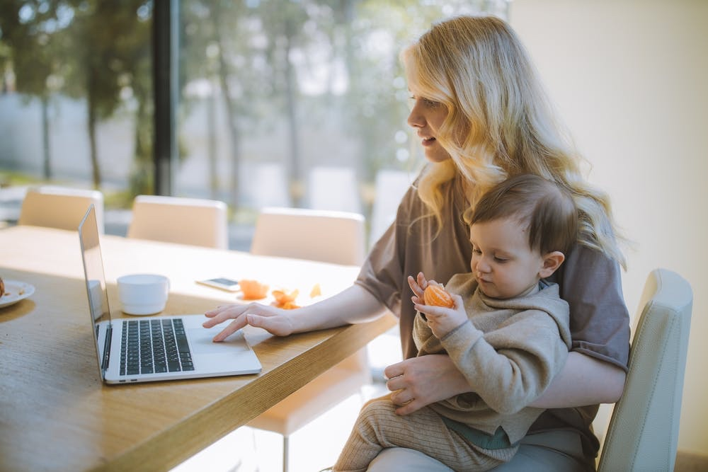 How to become a mumpreneur and inspire your children