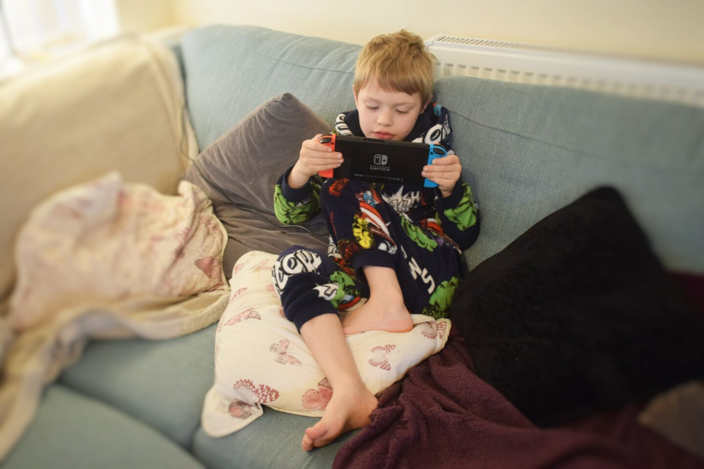 Normalising screen time – you don't need to feel guilty if your kid loves screens.